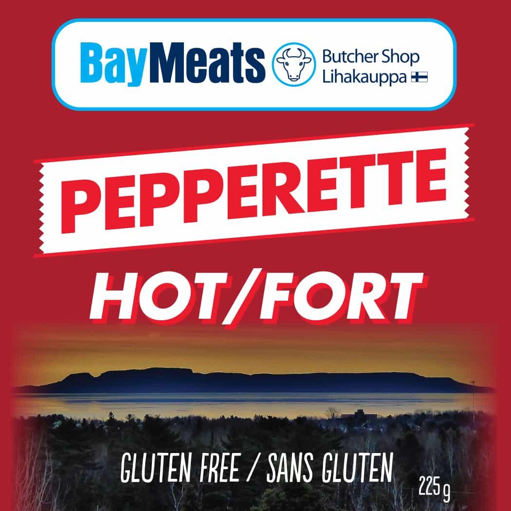Hot Pepperette