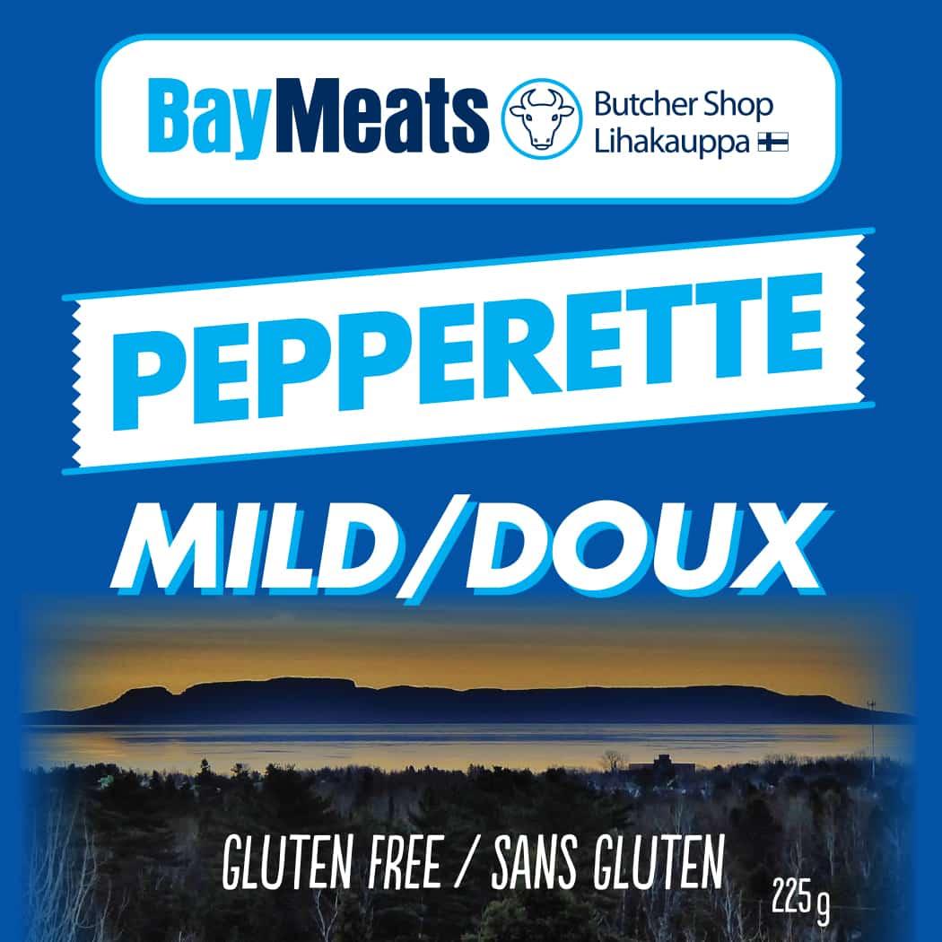Mild Pepperette