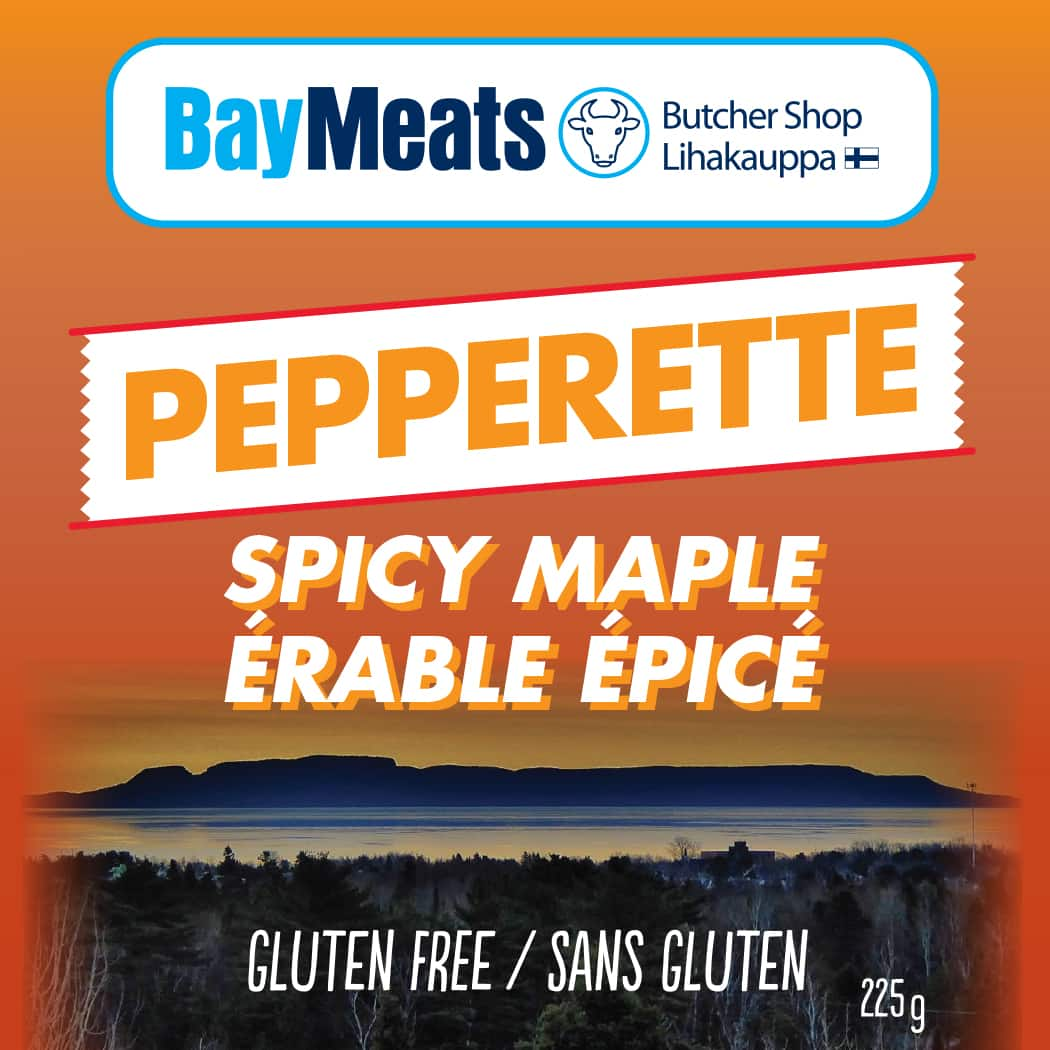 Spicy Maple Pepperette