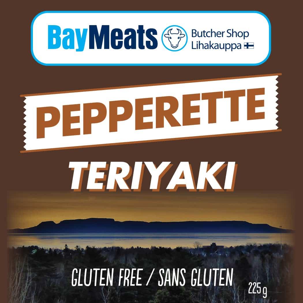 Teriyaki Pepperette