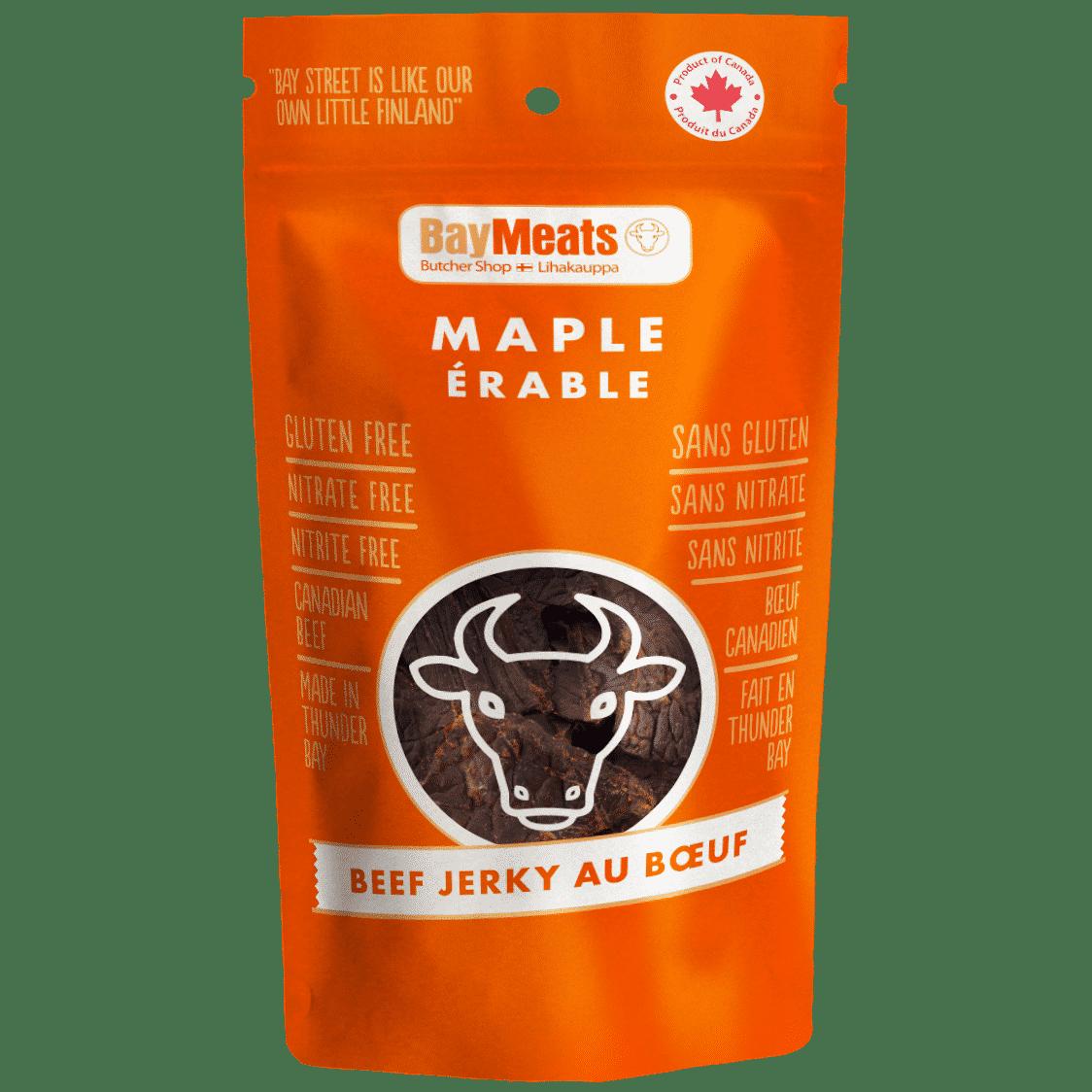 Maple - Orange Package